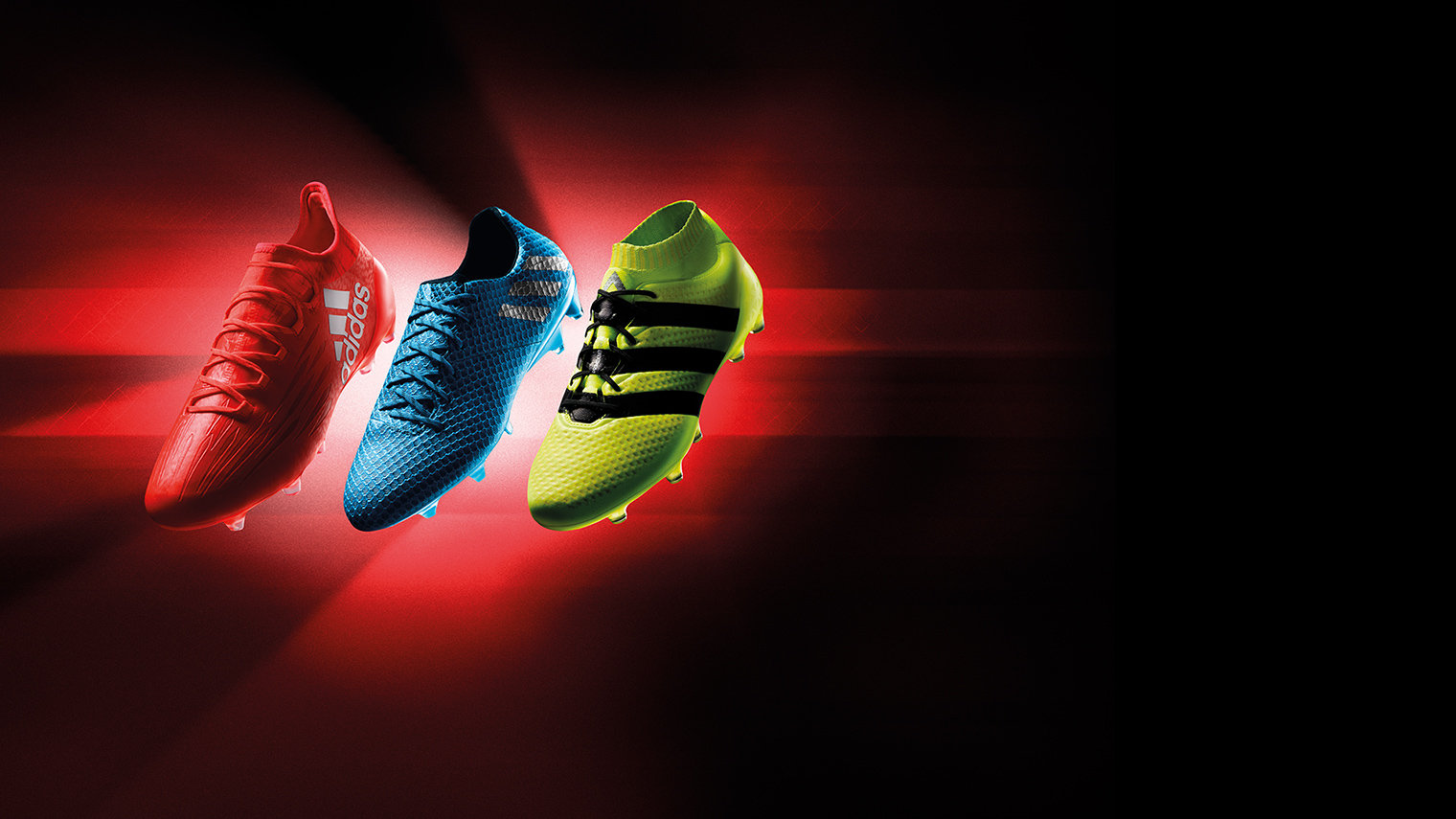 New adidas Speed of light cleats collection!