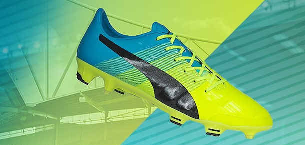 Meet the new generation of  PUMA evoPOWER football boots!