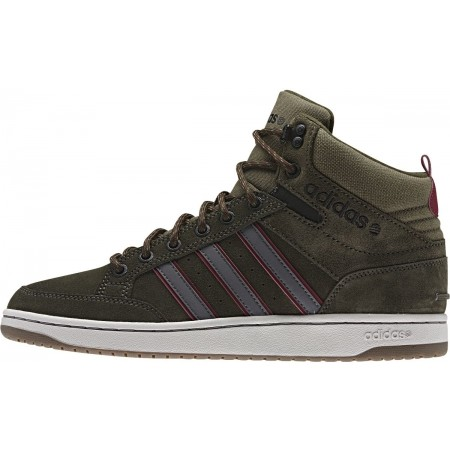 Men&s Adidas Neo Hoops Premium Shoes