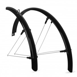 Arcore AF700-1A - Front and rear mudguard for 28 bicycles