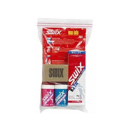 Set of waxes - Swix XC Wax