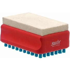 Swix F4 KOMBI - Nylon brush