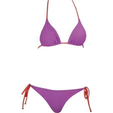 2PIECE TAPER TRIANGLE MEDIUM LEG - Women´s bikini - Speedo 2PIECE TAPER TRIANGLE MEDIUM LEG