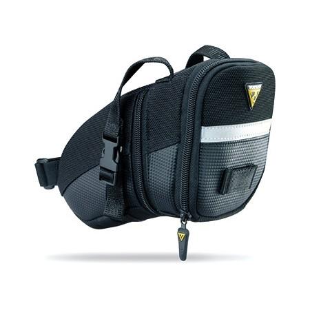 AERO WEDGE PACK-MEDIUM STRAPS - Underseat bag - Topeak AERO WEDGE PACK-MEDIUM STRAPS - 1