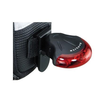 AERO WEDGE PACK-MICRO QUICKCLICK - Under-seat bag - Topeak AERO WEDGE PACK-MICRO QUICKCLICK - 3