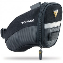 Topeak AERO WEDGE PACK-SMALL QUICKCLICK - Underseat bag