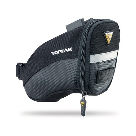 AERO WEDGE PACK-SMALL QUICKCLICK - Under-seat bag - Topeak AERO WEDGE PACK-SMALL QUICKCLICK - 1
