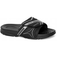 Aress SLIPPERS WITH VELCRO