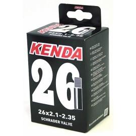 Kenda TUBE 26 54/58-559 AV - Bicycle Tube - Kenda