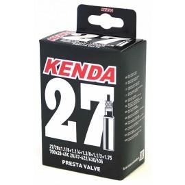 Kenda TUBE 28 28/47-622/635 FV - Bicycle Tube - Kenda