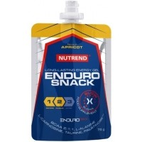 Nutrend ENDUROSNACKS 75G BLACKBERRY SACHET - Energy gel sachet