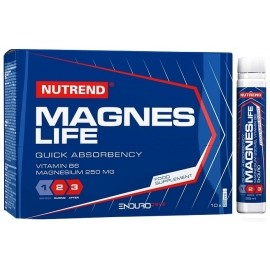 Nutrend MAGNES LIFE 10X25ML - Magnesium solution