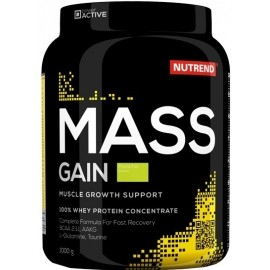 Nutrend MASS GAIN 1KG DELICIOUS BISCUIT