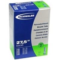 Schwalbe BICYCLE INNER TUBE 27.5 AV 21