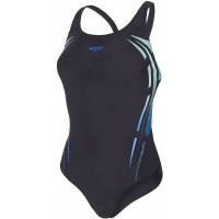 Speedo PLACEMENT POWERBACK - Women's Sports Swimwear - Speedo