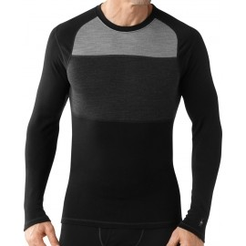 Smartwool M NTS MID 250 COLOR BLOCK CREW - Men's functional T-shirt