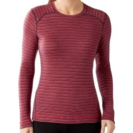 Smartwool W NTS MID 250 PATTERN CREW - Women's functional T-shirt