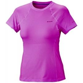Columbia COOLEST COOL SHORT SLEEVE TOP W - Women's T-shirt