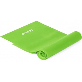 Aress Gymnastics Rubber-Exercise Band GREEN MEDIUM