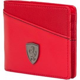 Puma FERRARI LS WALLET M - Stylish men's wallet