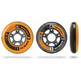 K2 WHEEL 8-PACK 84-82A + ILQ7 SPACER - Inline bearings and wheels set