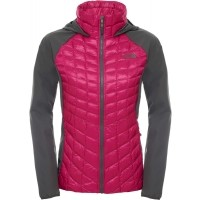The North Face W THERMOBALL HYBRID HOODIE - Women's jacket