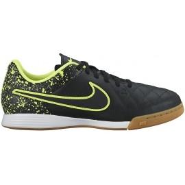 Nike JR TIEMPO GENIO LEATHER IC - Kids' indoor shoes