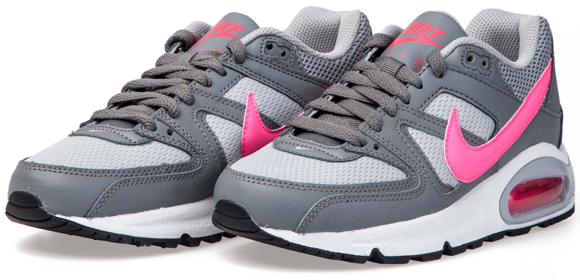 new product 2700d dd1a1 Nike AIR MAX COMMAND (GS). Girls  Leisure Shoe.