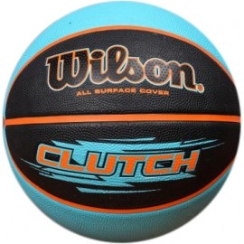Wilson CLUTCH RBR BSKT BLAQU