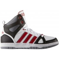 adidas HOOPS TEAM MID - Men's leisure shoes