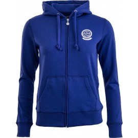 Russell Athletic ZIP TROUGH HOODY ROSETTE