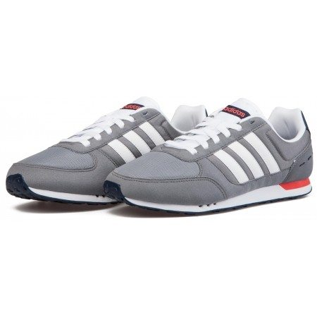 Men&s Adidas Neo City Racer Shoes
