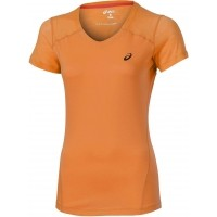 Asics FUZE X V-NECK SS TOP