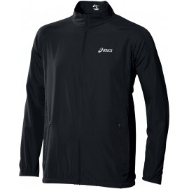 Asics WOVEN JACKET BLACK - Men's running jacket