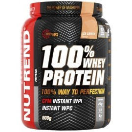 Nutrend 100 WHEY PROTEIN 900G BANANA