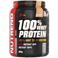 Nutrend 100 WHEY PROTEIN 900G BLUEBERRY - Protein drink