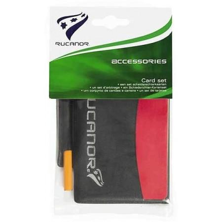 Card set - Referees card set - Rucanor Card set - 3