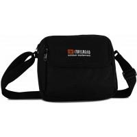 Crossroad 006 black - Travel document bag