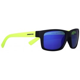 Blizzard RUBBER BLACK - Sunglasses
