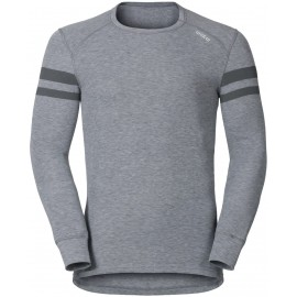 Odlo JUL PRINT SHIRT L/S CREW NECK