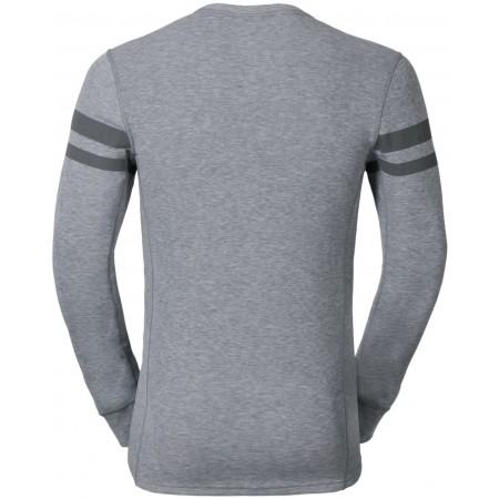 Men's functional T-shirt - Odlo JUL PRINT SHIRT L/S CREW NECK - 4