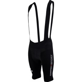 Compressport BRUTAL BIB SHORT - Compression cycling shorts