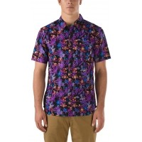 Vans M NINTENDO SS BUTTONDOWN SHIRT - Men's Donkey Kong shirt
