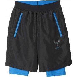 adidas MESSI QUARTER WOVEN SHORT