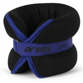 Aress ANKLE WEIGHT 2X2KG - Ankle Weight