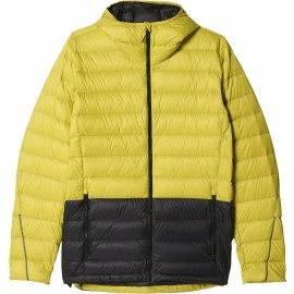 adidas LIGHT DOWN HOODED JACKET CB