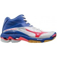 Mizuno WAVE LIGHTNING Z2 MID - Women's indoor shoes