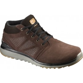 Salomon UTILITY CHUKKA TS WR - Men's winter shoes