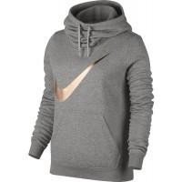 Nike CLUB FUNNEL GRAPHIC - Women's sweatshirt