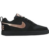 Nike COURT BOROUGH LOW PREM - Women's leisure footwear